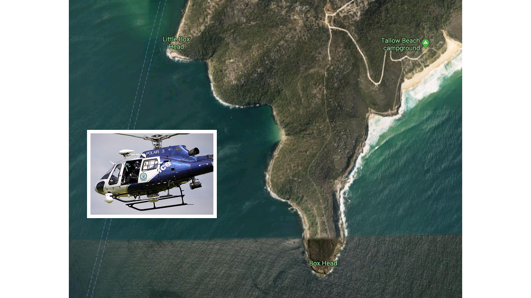 Jetski Riders Rescued From Central Coast Cliff