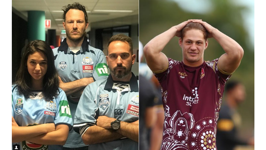 How Newcastle's Kalyn Ponga felt after last night's State of Origin game