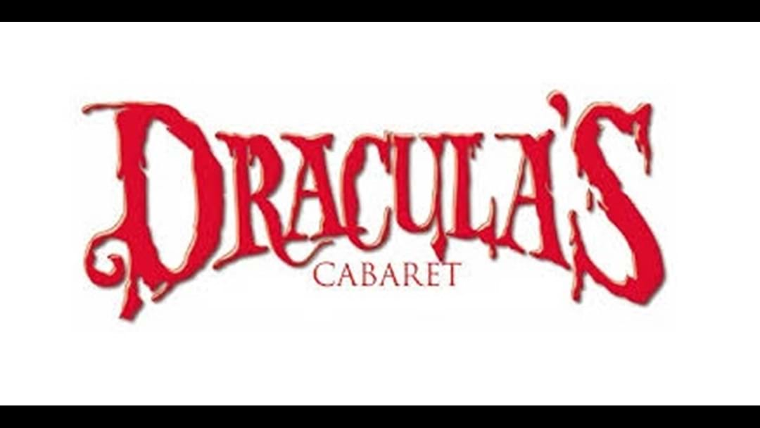 Dracula's Are Launching A Stage Show On The Gold Coast