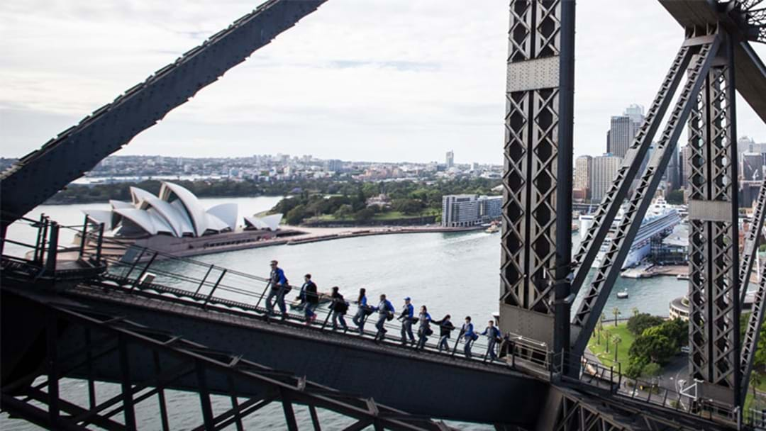 New Security Measures For Sydney Harbour Bridge