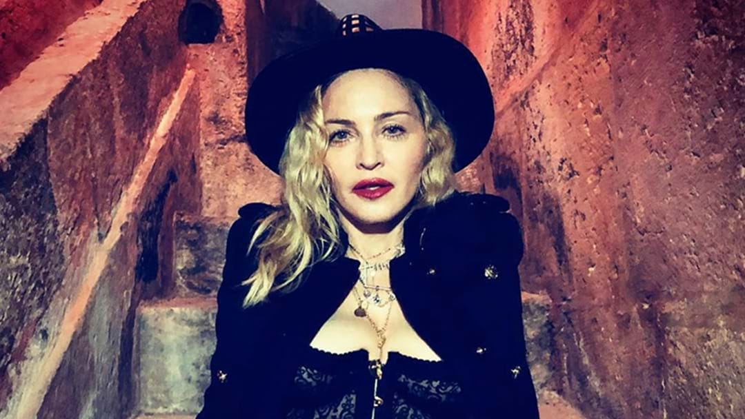 Get Ready, Apparently Madonna Is Headlining Glastonbury!