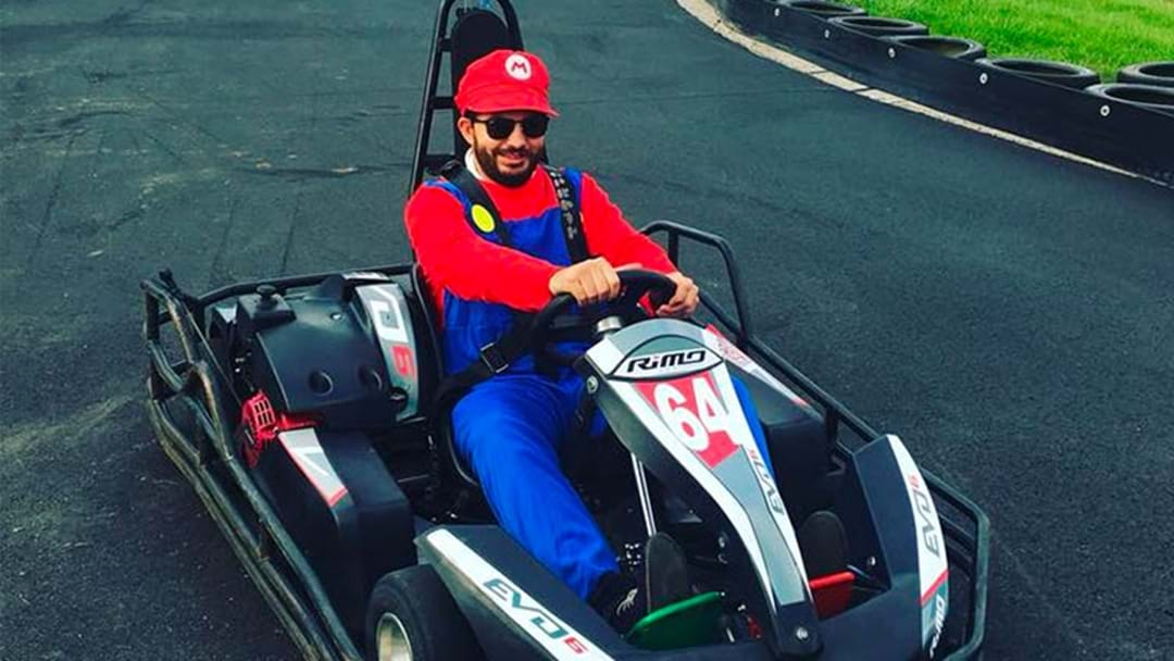 Mario Kart Racing Is Coming To Perth So You Can Destroy Your Friendships IRL!