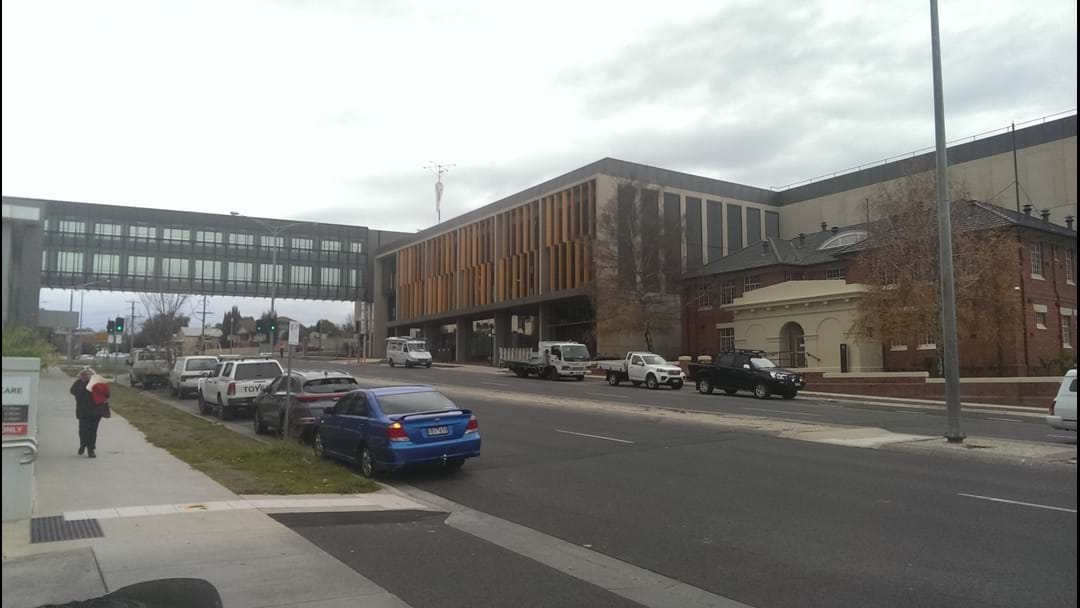 Bendigo Hospital Project Now Complete