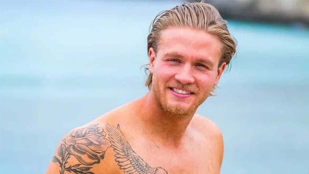Jaxon From 'Love Island' Says He Doesn't Regret Getting That Massive 'Sons Of Anarchy' Tattoo