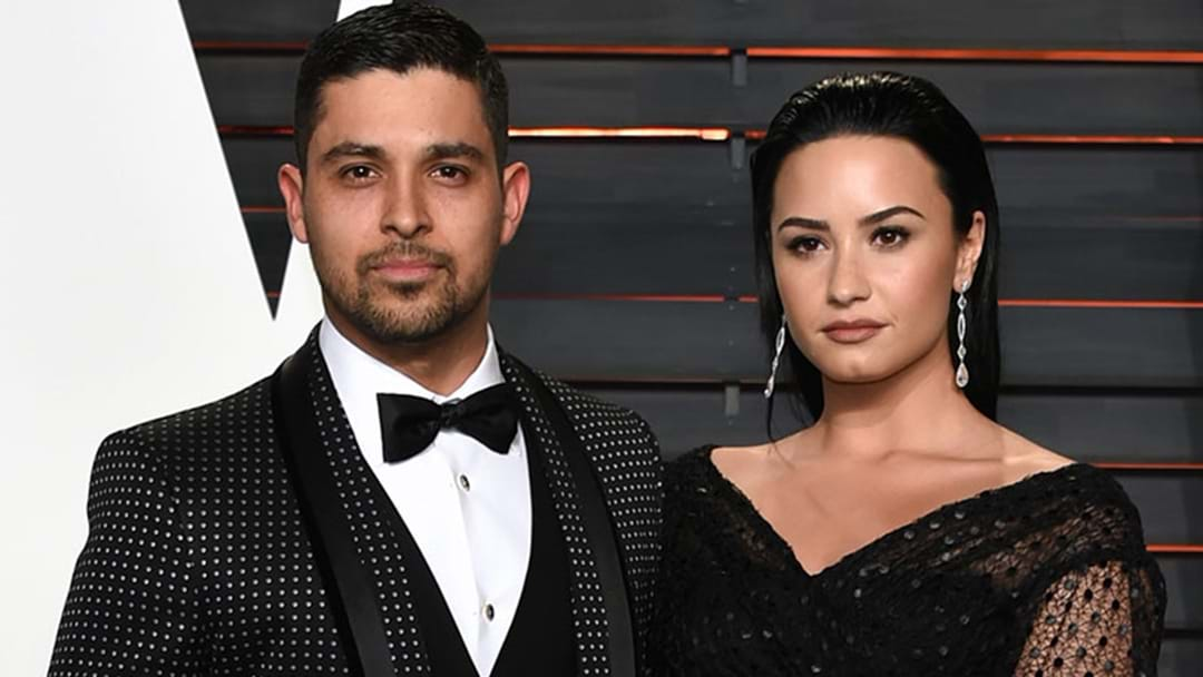 Wilmer Valderrama Responds To Questions About Demi Lovato Breaking Sobriety