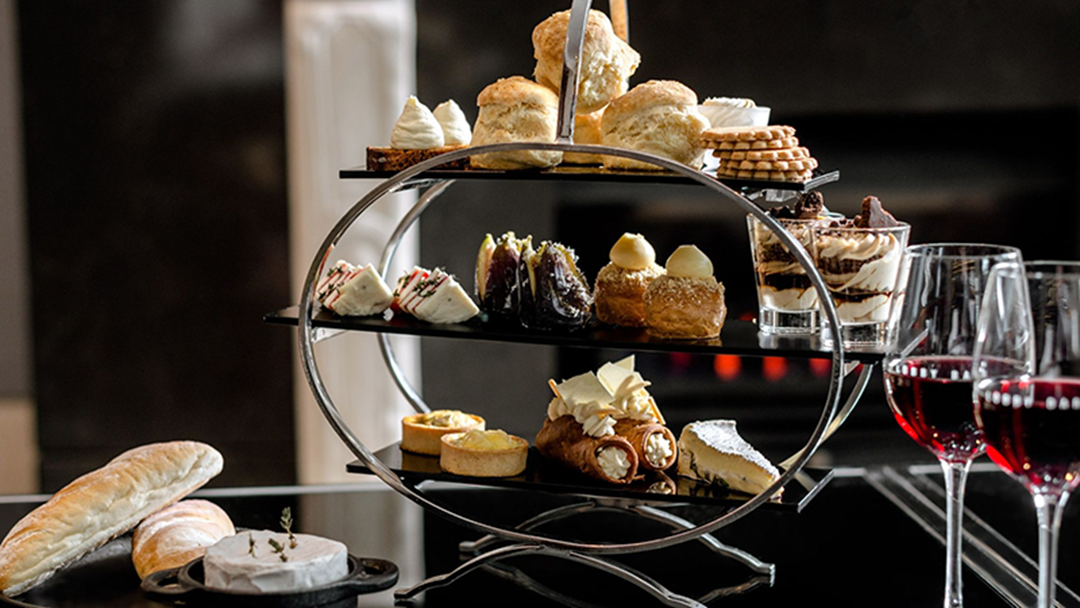 Cheese High Tea Has Come To Melbourne To Make All Your Dreams Come True