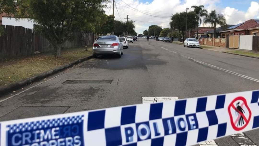 Police Investigating After Man Shot In Foot In Sydney's West