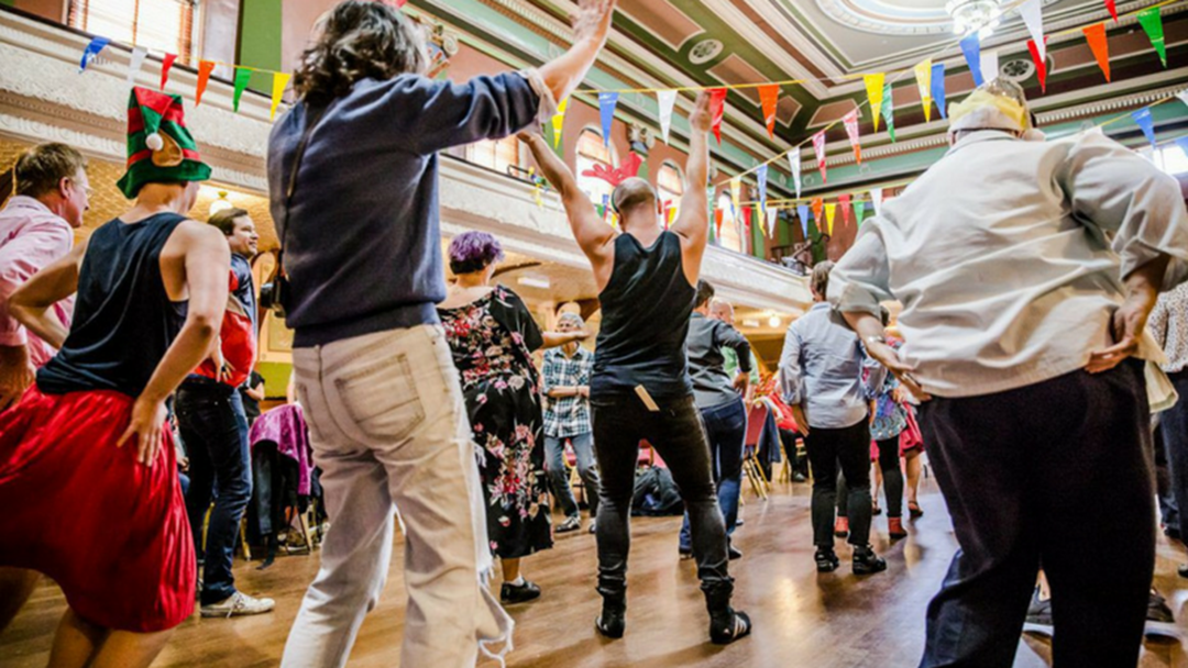 LGBTI Elders Dance Club Event Kicks Off This September!