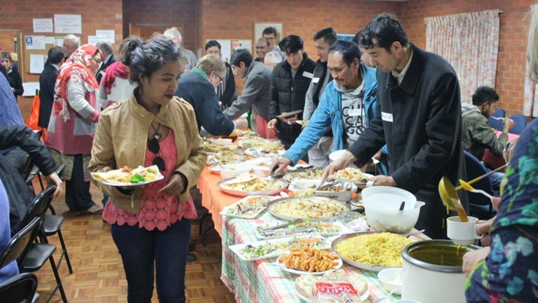 Refugees Welcomes With Open Arms In Griffith