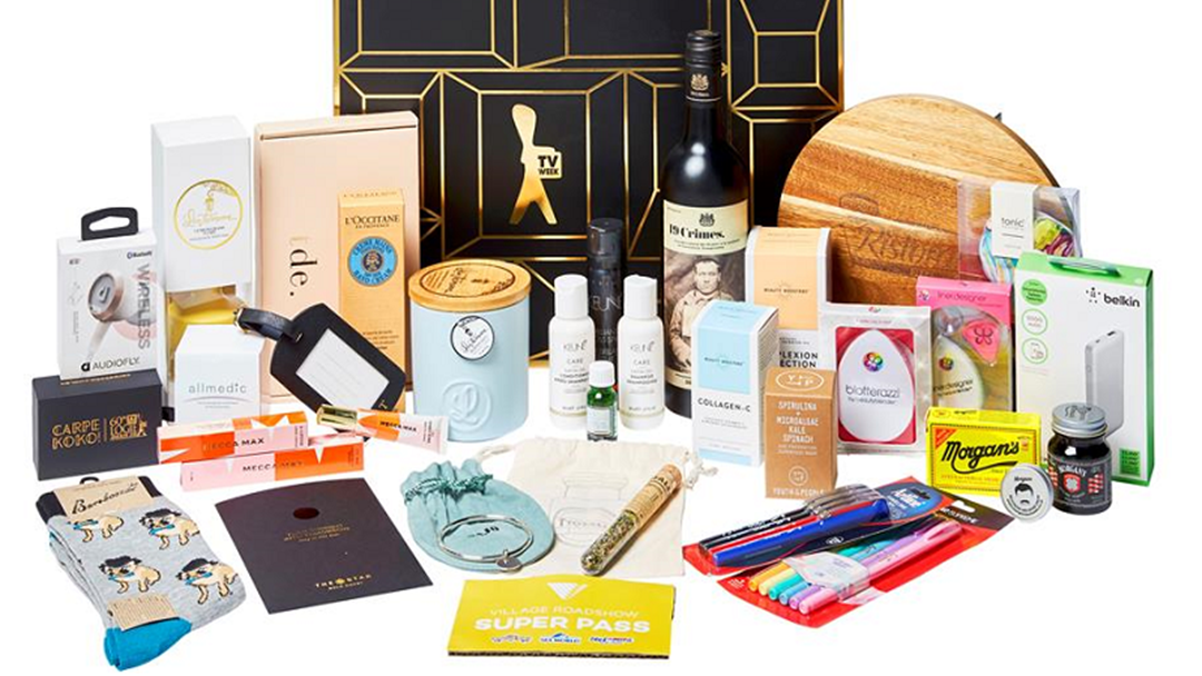 Here's Exactly What Is In This Year's Logies Gift Bag!
