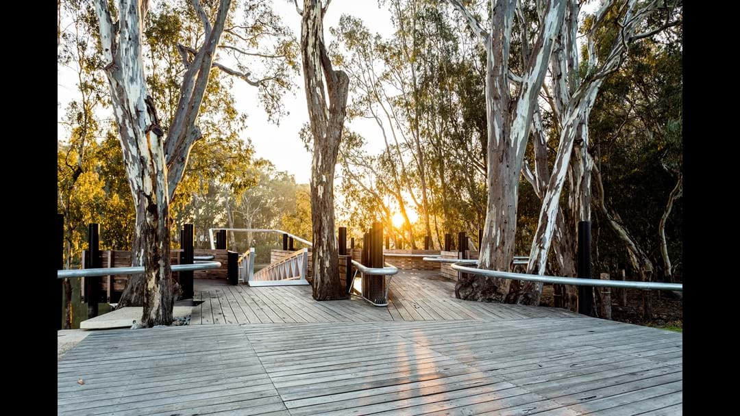 Koondrook Wharf Shortlisted For International Architecture Award