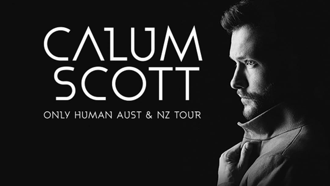 Calum Scott To Tour Australia!