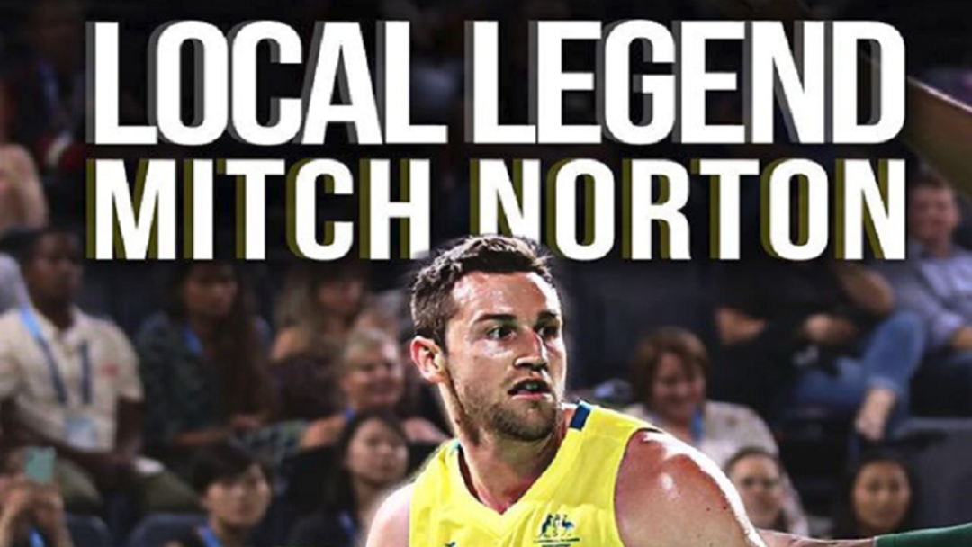 Townsville's Mitch Norton Has Been Inducted As A Local Legend
