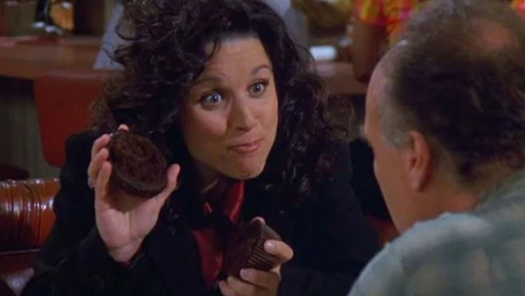 """Maccas Is Selling """"Just The Muffin Tops"""" & Now A 'Seinfeld' Writer Wants A Billion Dollars For The Idea"""