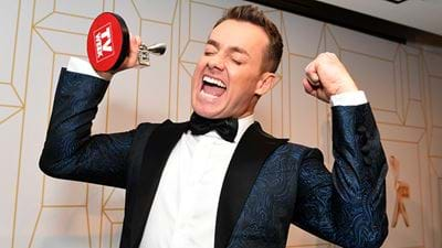 Grant Takes Out The Gold Logie
