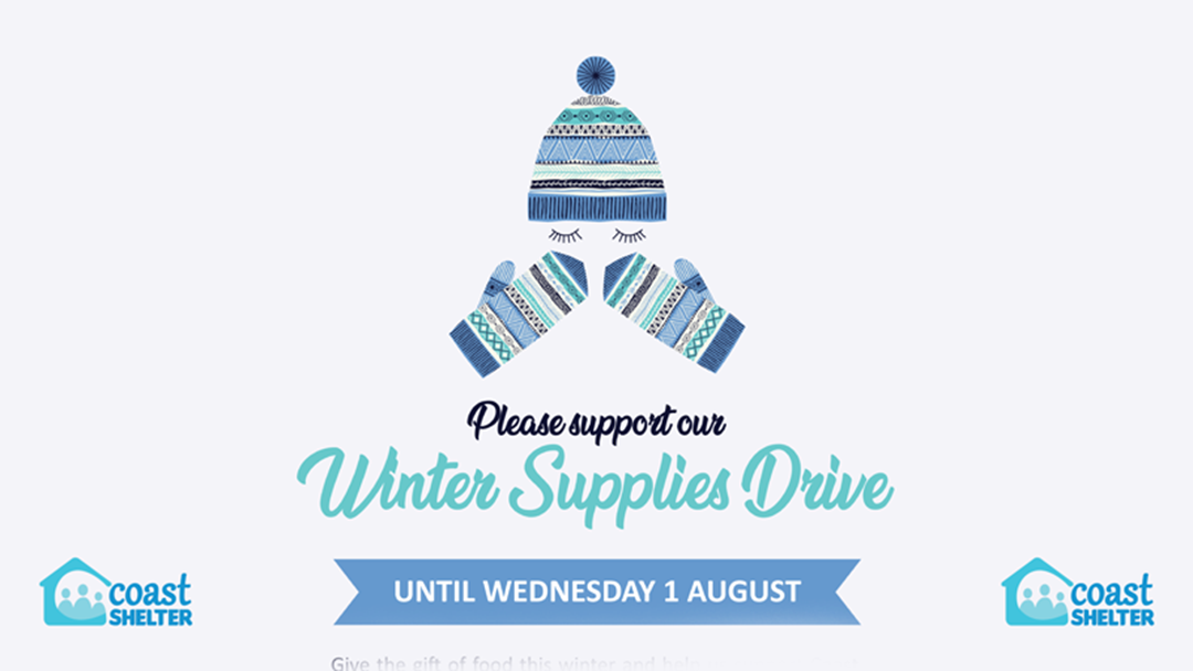Help Out Those Less Fortunate This Winter!
