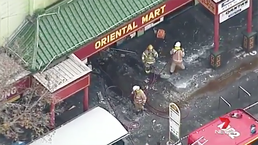 Fire Which Caused $3.5 Million Of Damage In Chinatown Deemed Suspicious