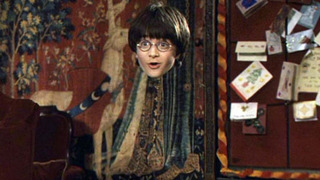 A REAL-Life Harry Potter Invisibility Cloak Is Almost Here!