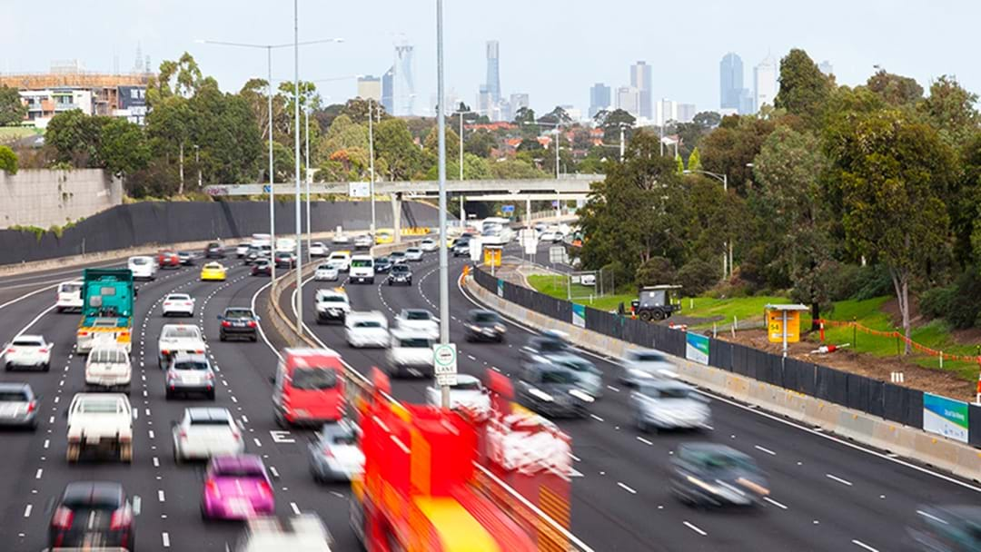 The Tullamarine Widening Project Has Cut Airport-City Commutes Almost In Half