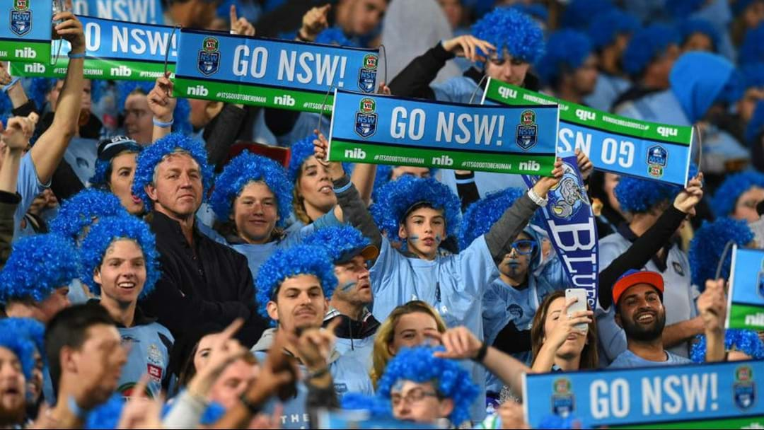 PERTH CONFIRMED for Sunday State of Origin!