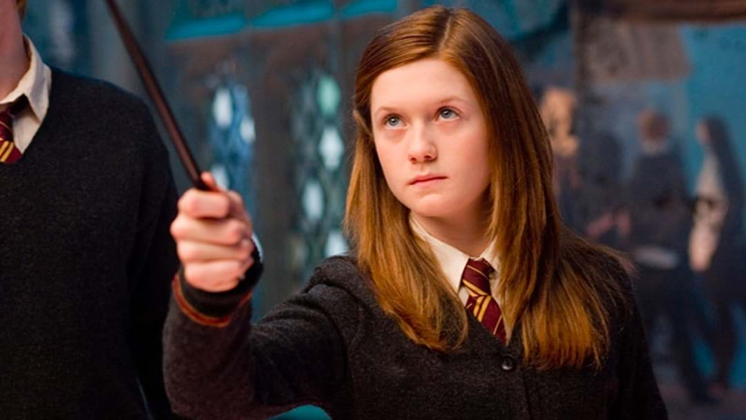 Ginny Weasley Is Heading To Brisbane So Enemies Of The Heir Beware