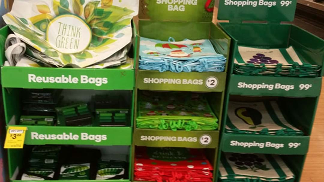 Supermarkets Will Make A Tidy $71 Million By Selling Reusable Bags