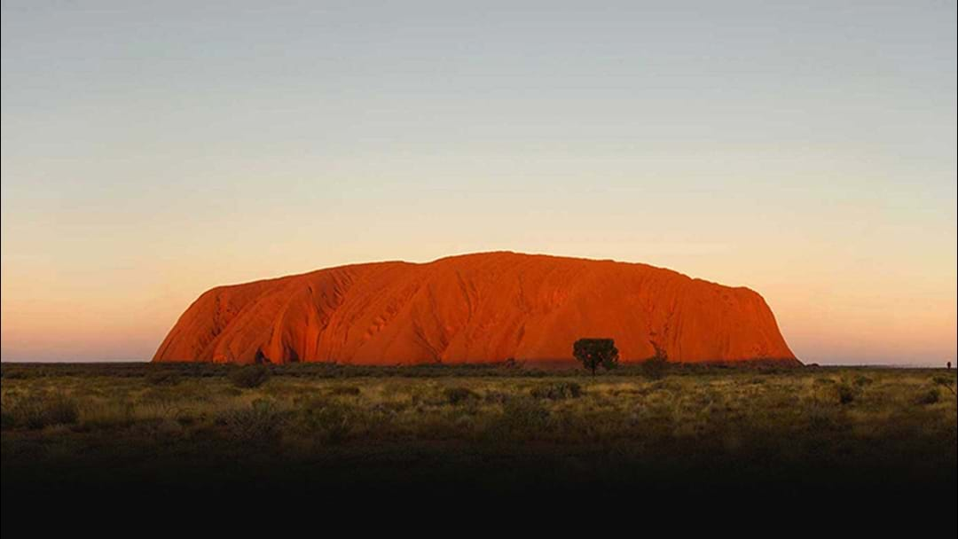 A Man Has Died While Climbing Uluru