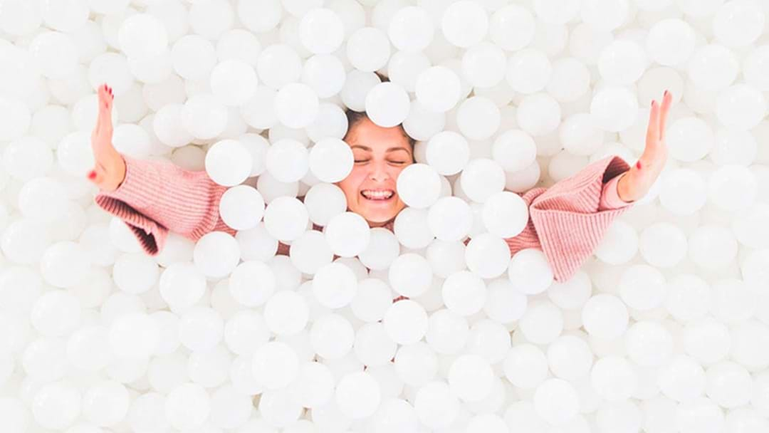 Everything You Need To Know About Winter Ball Pit Clogging Up Your Insta Feed
