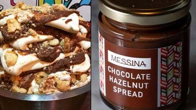 PSA: Messina Are Now Selling Their Own Chocolate Spread!
