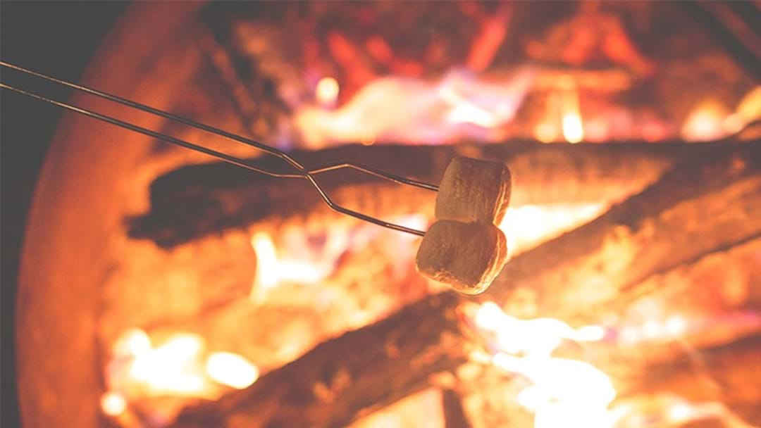 There's Going To Be A Massive Campfire Night In Whitmore Square So Grab Your Marshmallows