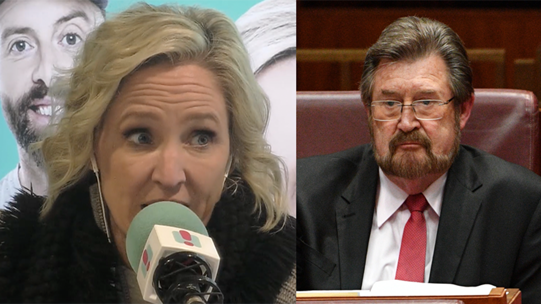 """""""Shame!"""": Fifi Box Expressed Her Fury Over Derryn Hinch"""