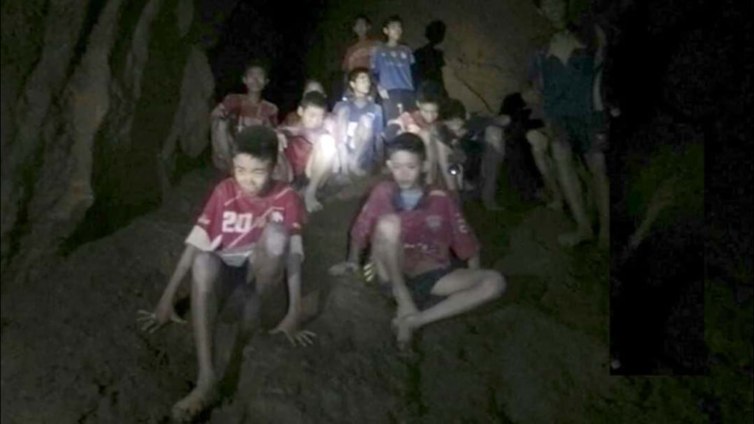 Rescue Mission To Save Thai Boys From The Cave Has Started