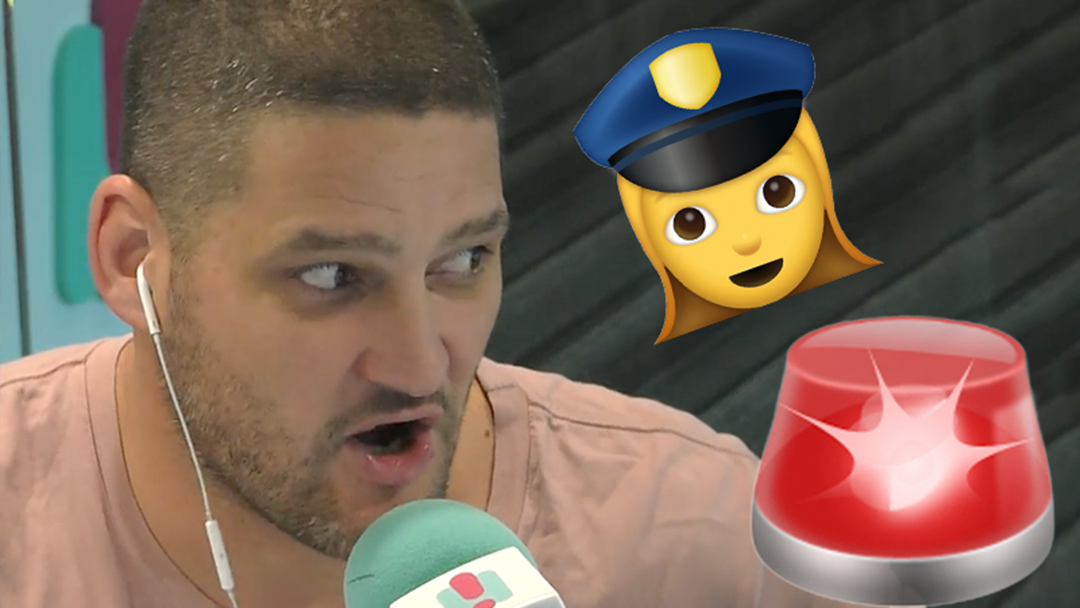 Brendan Fevola Wants To Get Caught At Airport Customs
