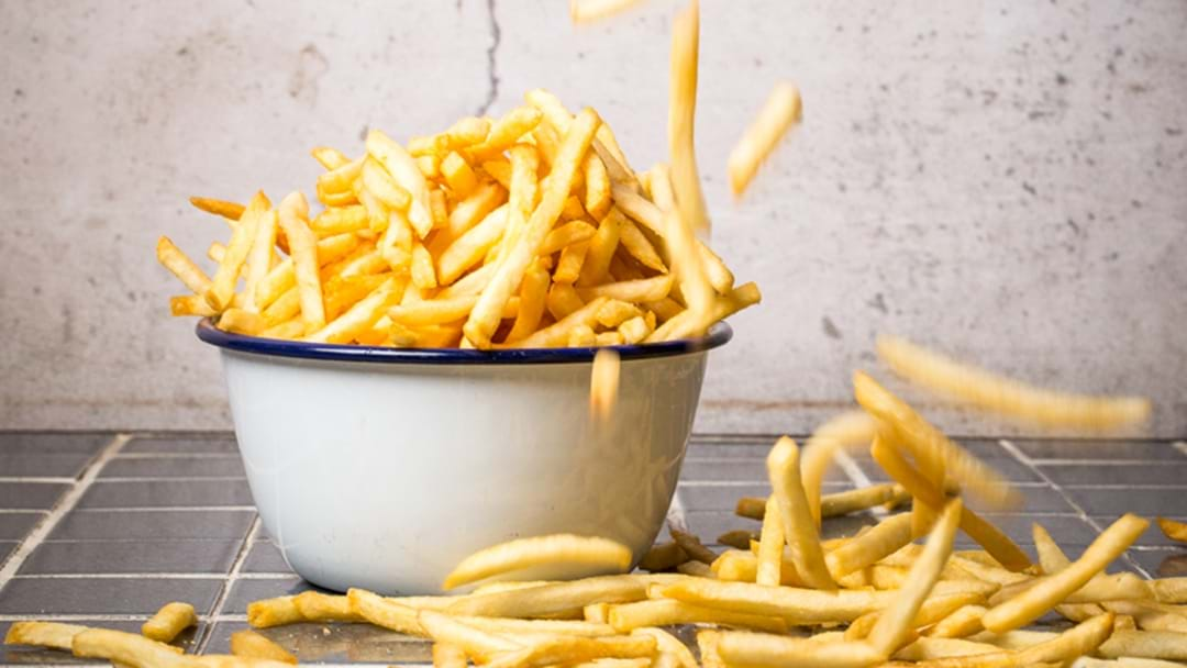 Here's Where To Get FREE Fries For Lunch In Queensland Today