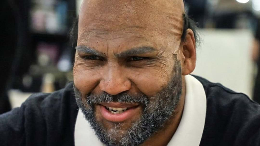 Sam Thaiday Has Announced His Retirement From NRL While Dressed As Old Man