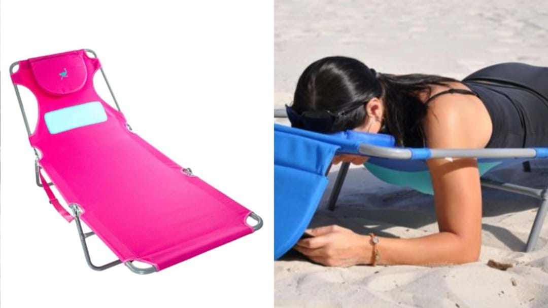 Loungers With Boob Holes Are The Extra Comfort EVERY Girl Needs