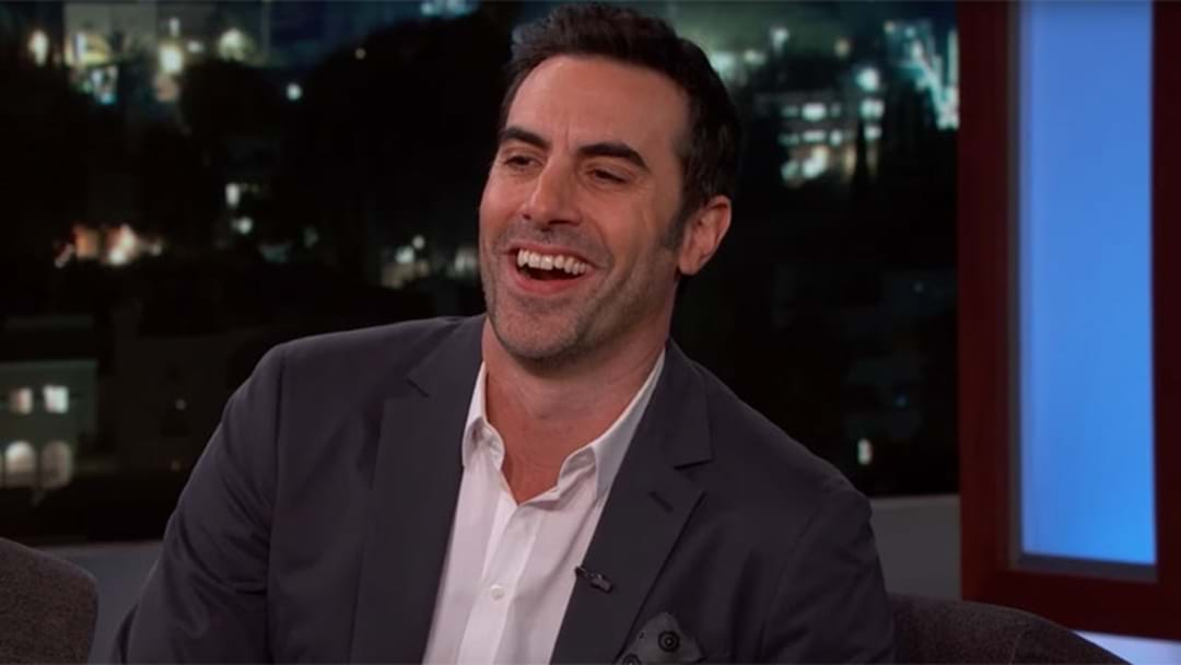 Sacha Baron Cohen's New Show Hits Australian Screens On Sunday... Surprise!