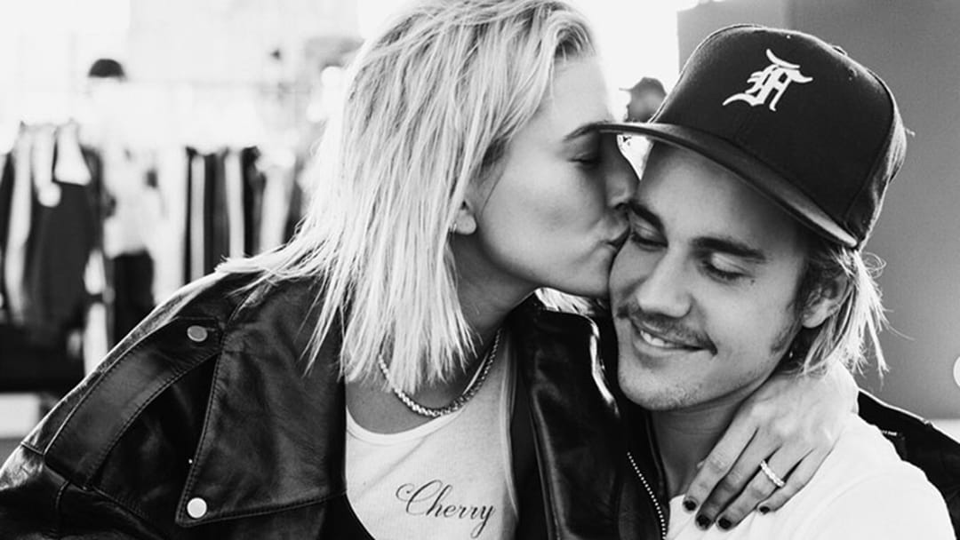 Justin Bieber Tells Fans Why He & Hailey Were Crying In Public
