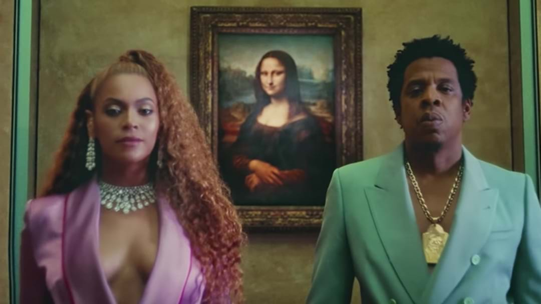 You Can Now Get A Beyonce And Jay-Z Film Clip Guided Tour At The Louvre Museum!