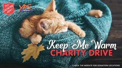 Keep Me Warm Charity Drive