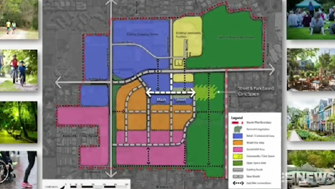 TRC Back Central Highfields Master Plan