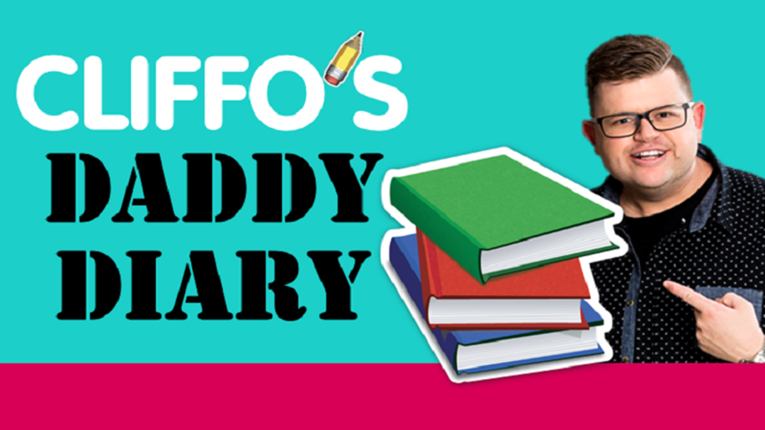 DADDY DIARY | The Moment Cliffo Realised His Toddler Became A Little Girl