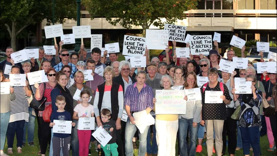 State Government Rejects Council Land Grab