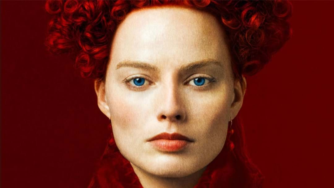 Here's Your First Official Look At Margot Robbie As Queen Elizabeth I