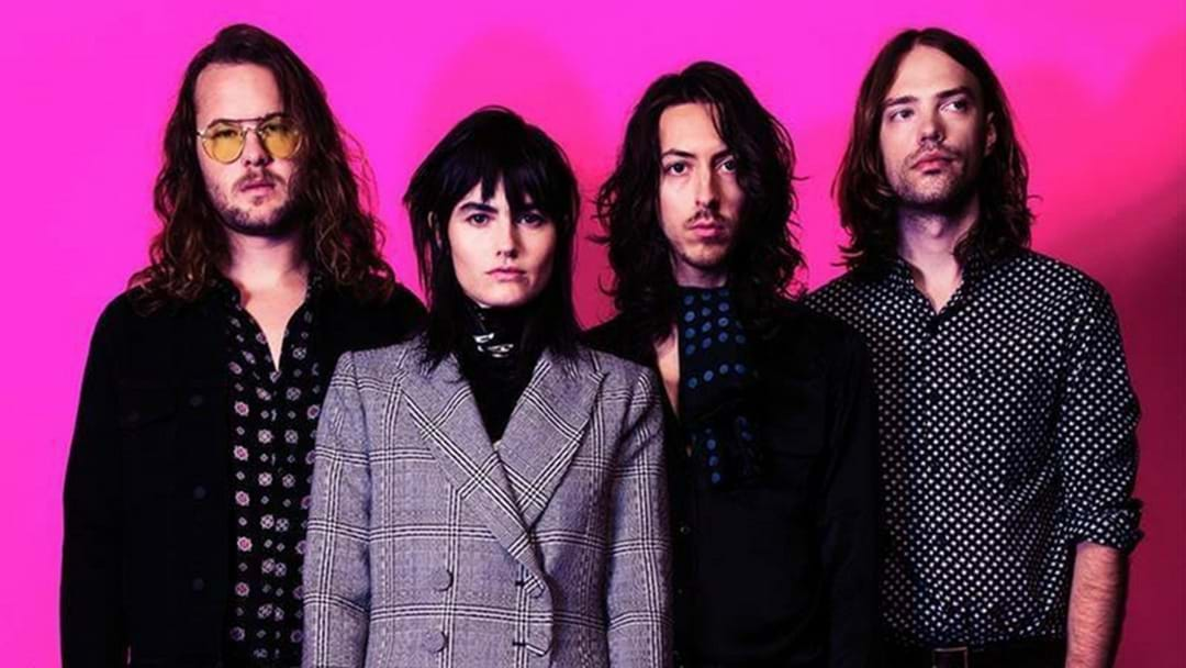THE PREATURES Are Playing In Bendigo Tonight!