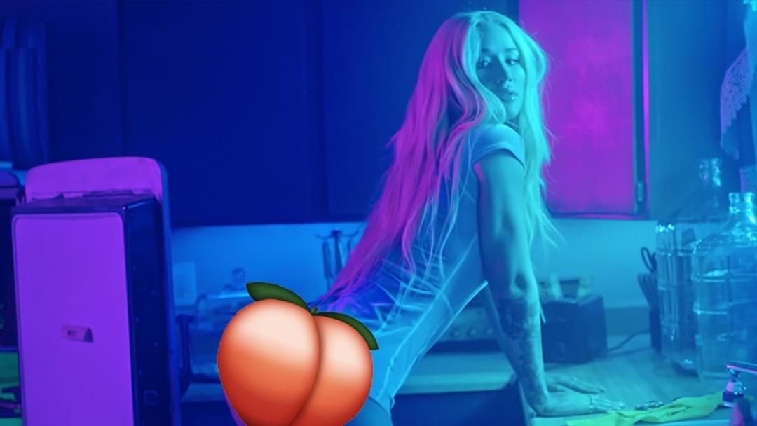 Iggy Azalea's NSFW Booty Shakin' Clip Racks Up 17million Views