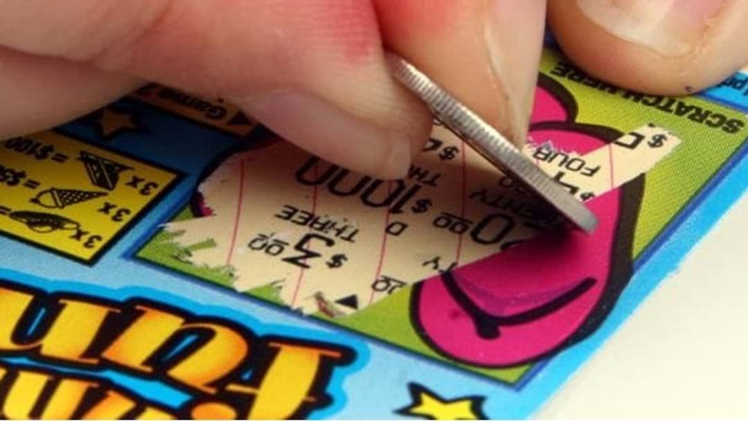 Man Scratches Up $10k on $1 Scratch-It Ticket
