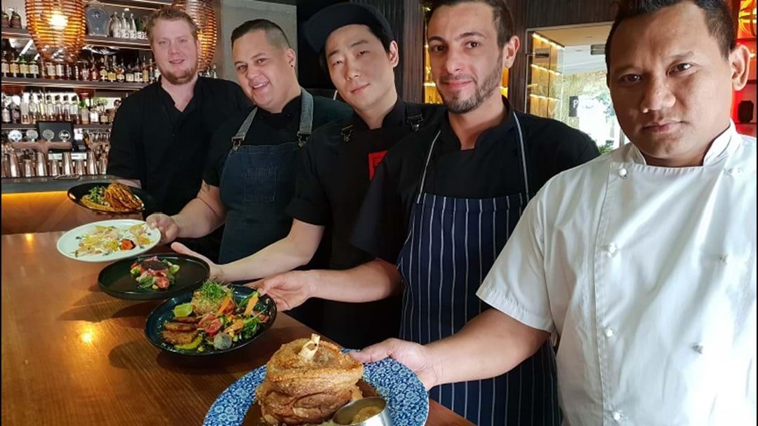 Fine dining event with a twist at popular Broadbeach precinct