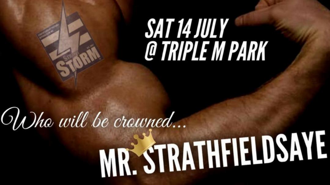 Mr Strathfieldsaye 2018!