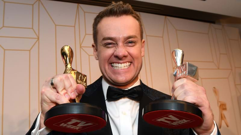 Article heading image for Grant Denyer Is Set To Release A Christmas Song THIS WEEK!